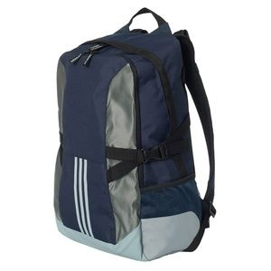 adidas | 3 Stripes Navy Backpack